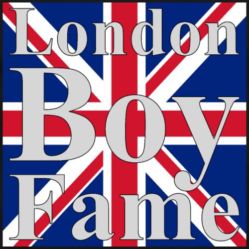 London Boy Fame Union Jack - Männer Premium T-Shirt