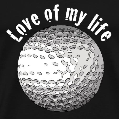 golflove2 - Männer Premium T-Shirt