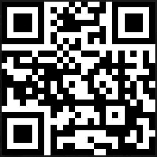 Medical Data Donors QR Code - Männer Premium T-Shirt