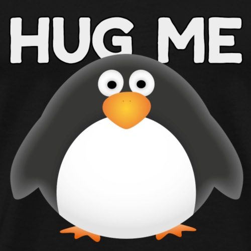 Hug Me - hug me - Men's Premium T-Shirt