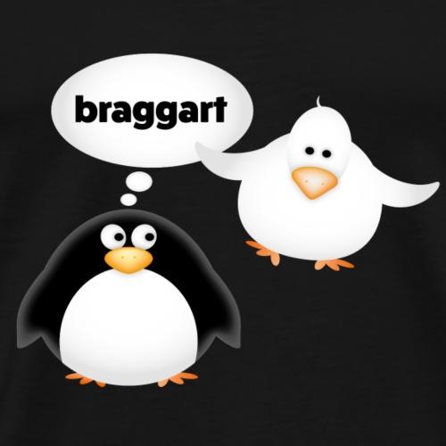 Show - Braggart - Men's Premium T-Shirt