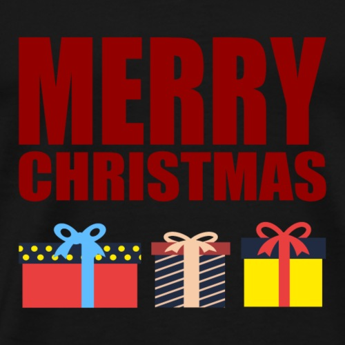 Merry Christmas Geschenke - Men's Premium T-Shirt