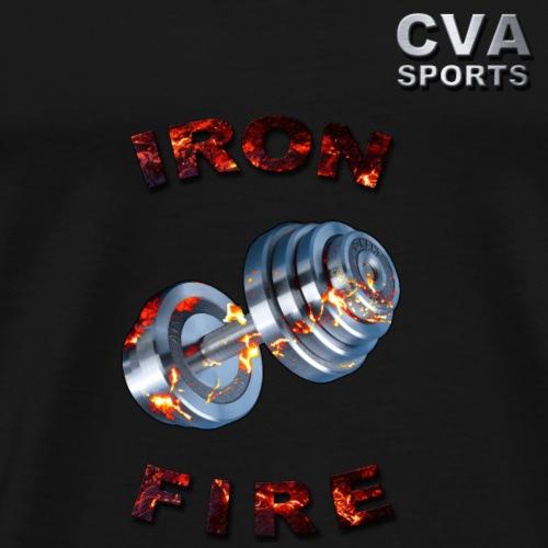 IRON FIRE - Männer Premium T-Shirt