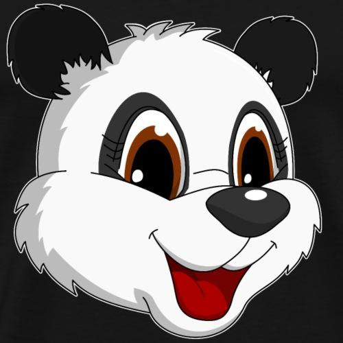 lorey.w kleiner Panda, Mädchen - Männer Premium T-Shirt