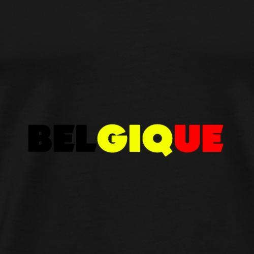 Belgique - T-shirt Premium Homme