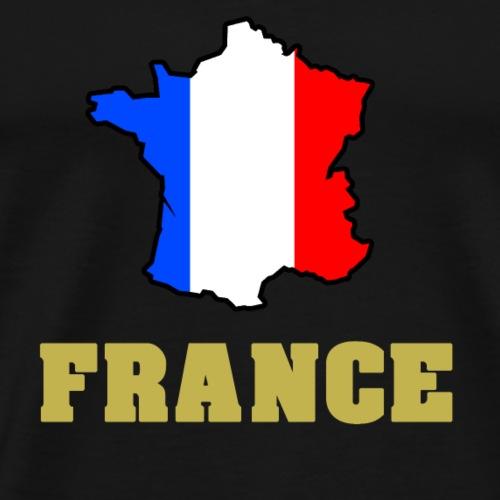 france1 - T-shirt Premium Homme