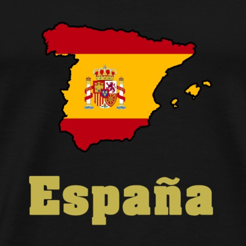 espana1 - T-shirt Premium Homme