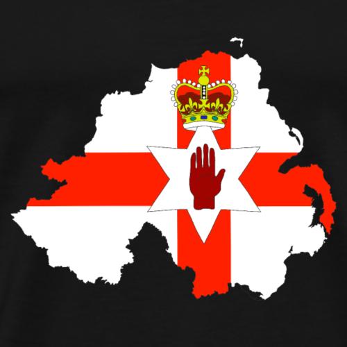 Double Exposure Northern Ireland - Men's Premium T-Shirt