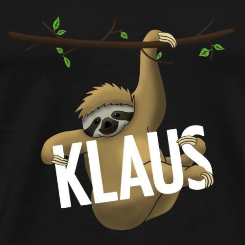 KlausFaultier - Männer Premium T-Shirt