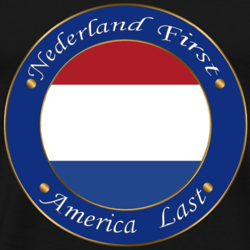 Nederland - Men's Premium T-Shirt