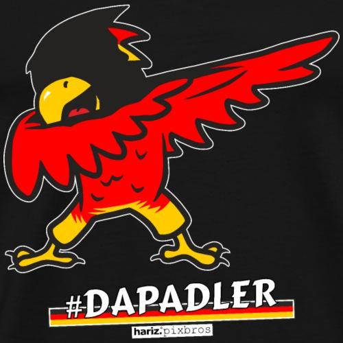 HARIZ.PIXBROS #DapAdler - Männer Premium T-Shirt