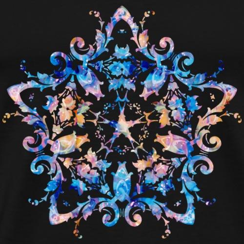 fioreastrato_2-png - Maglietta Premium da uomo