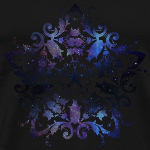fioreastratto-png - Maglietta Premium da uomo