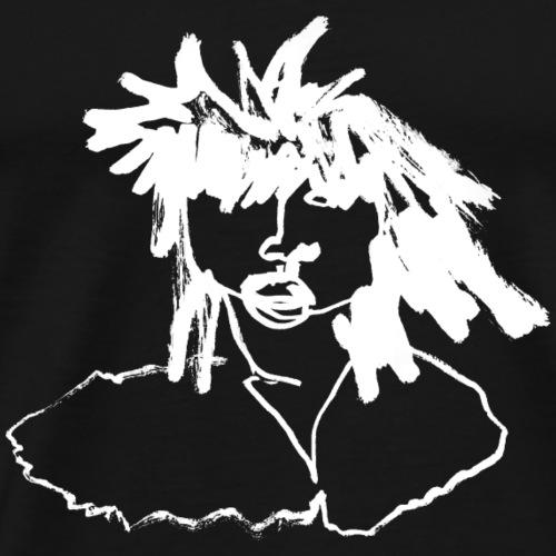 Portrait - Männer Premium T-Shirt