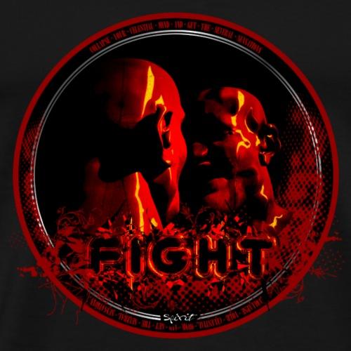 FIGHT SPIRIT - T-shirt Premium Homme