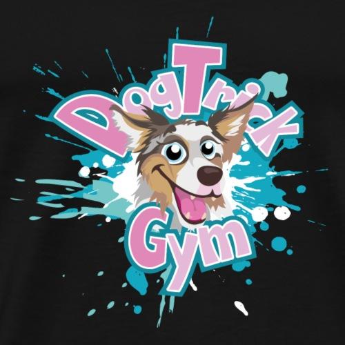 DogtrickGym - Men's Premium T-Shirt