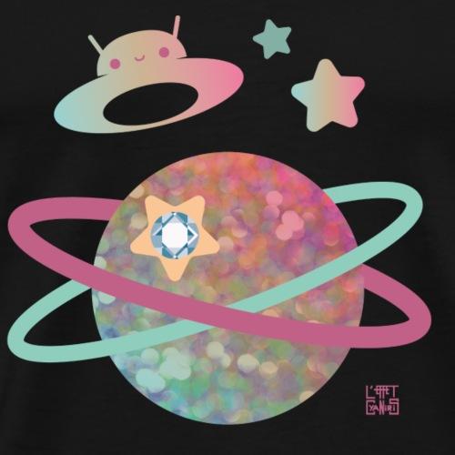 magical planet - T-shirt Premium Homme