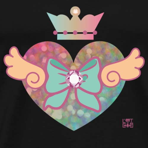 magical heart - T-shirt Premium Homme