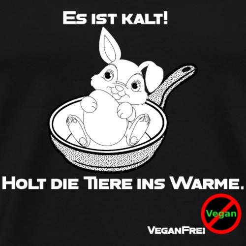 AbInsWarme - Männer Premium T-Shirt