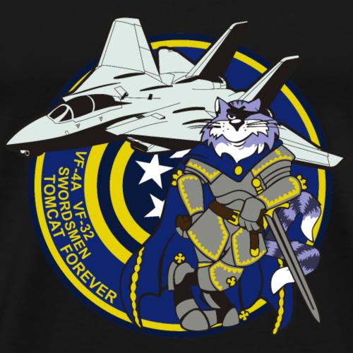 Swordsmen - Tomcat Forever - Men's Premium T-Shirt