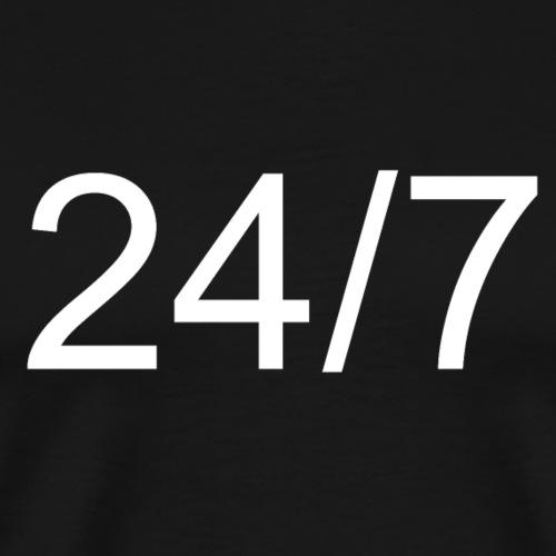 24/7 - Männer Premium T-Shirt