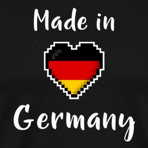 Made in Germany - Mannen Premium T-shirt