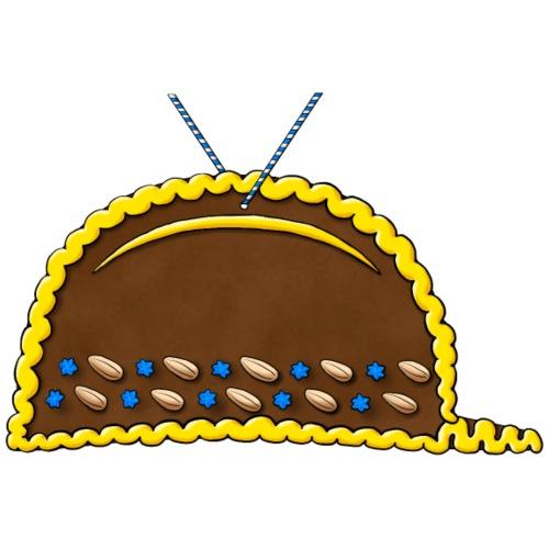 Lebkuchen Bauhelm