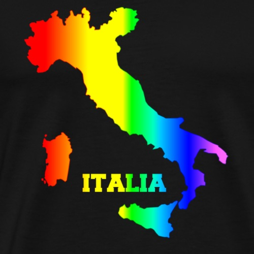 GAY ITALY - Men's Premium T-Shirt