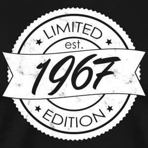 Limited Edition 1967 is - T-shirt Premium Homme