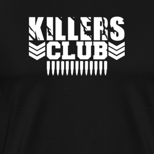 Club Killers - Premium T-skjorte for menn