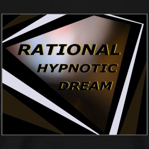 RATIONAL HYPNOTIC DREAM - T-shirt Premium Homme