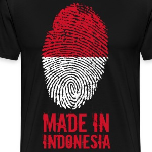 Made In Indonesië / Indonesia - Mannen Premium T-shirt