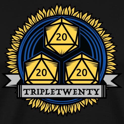 TripleTwenty - Beer - Männer Premium T-Shirt