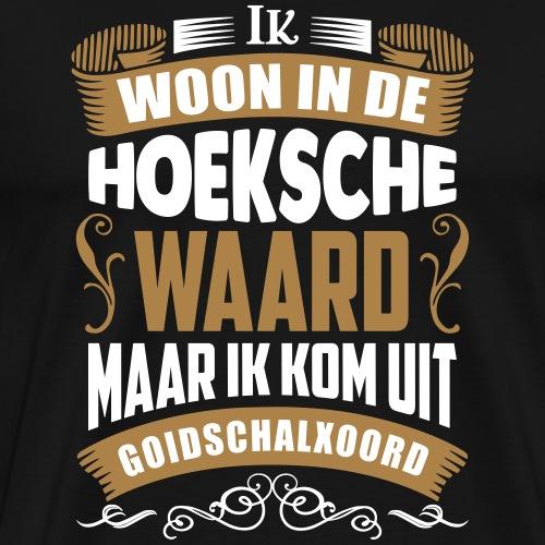 Goidschalxoord - Mannen Premium T-shirt