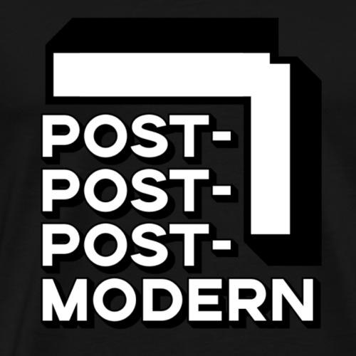 Post-Post-Post-Modern - Men's Premium T-Shirt