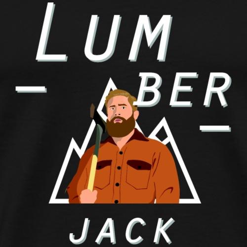Lumberjack - Männer Premium T-Shirt