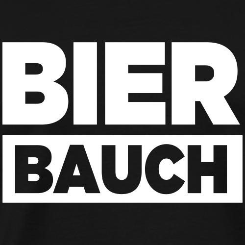 Bierbauch - Männer Premium T-Shirt
