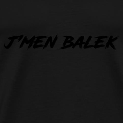 j'men balek - T-shirt Premium Homme