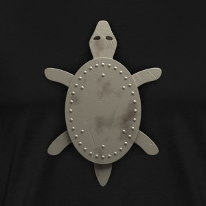 iron turtle - Men's Premium T-Shirt