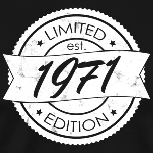 Limited Edition est 1971 - Men's Premium T-Shirt