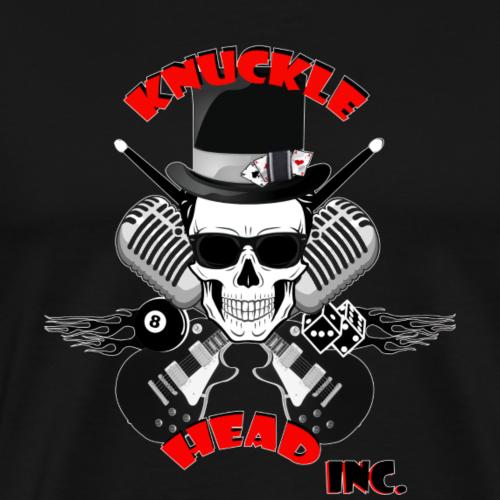 Knucklehead Inc. Band - Männer Premium T-Shirt