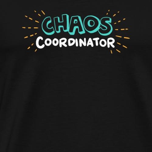 CHAOS Coordinator - Männer Premium T-Shirt