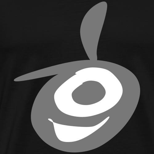 The Smiling Apple - Männer Premium T-Shirt