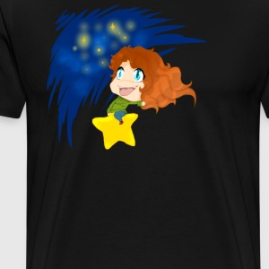 Shooting Star 01 - Men's Premium T-Shirt