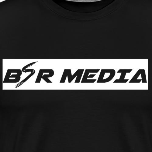 BSR Logo Transparent - Männer Premium T-Shirt