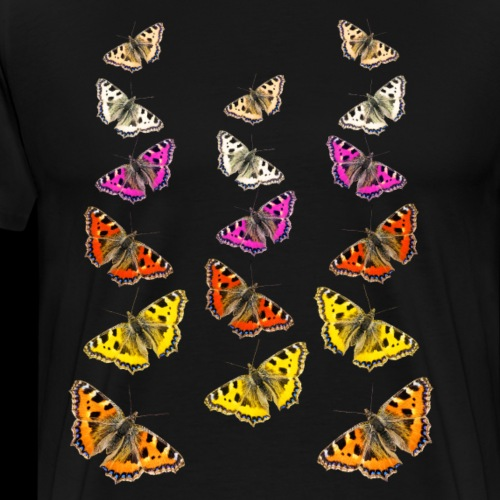 Butterflys - Men's Premium T-Shirt