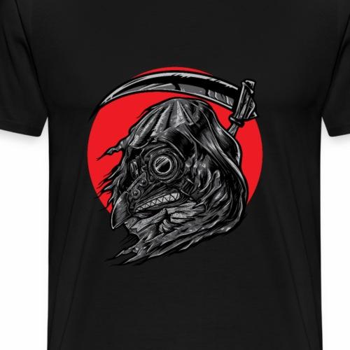 Reaper Bird - Miesten premium t-paita