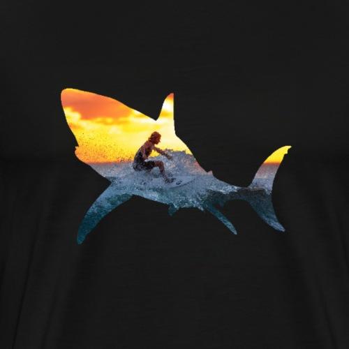 Hai-Shirt - Männer Premium T-Shirt
