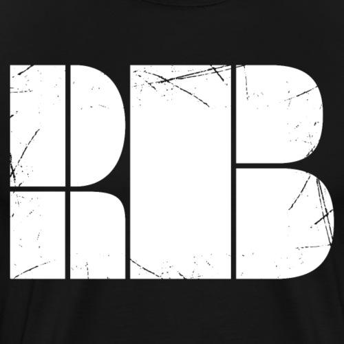 DnB - Drum and Bass - Minimalistisches Design