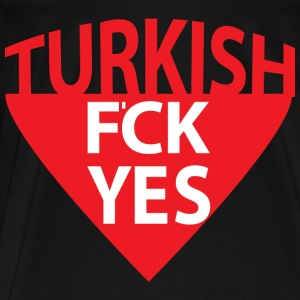 turkish - Men's Premium T-Shirt